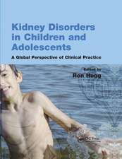 Kidney Disorders in Children and Adolescents