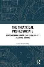 Theatrical Professoriate