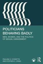 Politicians Behaving Badly