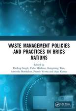Waste Management Policies and Practices in BRICS Nations