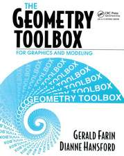 Geometry Toolbox for Graphics and Modeling