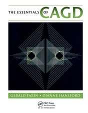 Essentials of CAGD