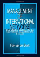 Management of International Networks