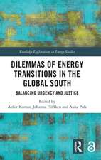 Dilemmas of Energy Transitions in the Global South