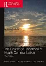 Routledge Handbook of Health Communication