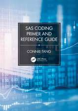 SAS (R) Coding Primer and Reference Guide