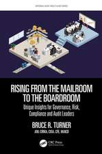 Rising from the Mailroom to the Boardroom