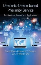 Device-to-Device based Proximity Service