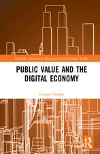Public Value and the Digital Economy