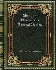 Bunyan Characters Second Series
