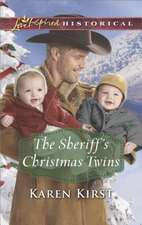 The Sheriff's Christmas Twins