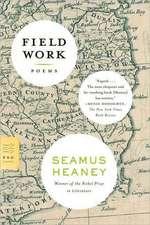 Field Work:  Poems