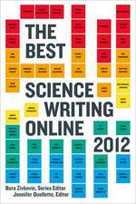 The Best Science Writing Online:  Essays