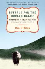 Buffalo for the Broken Heart:  Restoring Life to a Black Hills Ranch