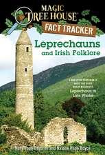 Leprechauns and Irish Folklore:  A Nonfiction Companion to Leprechaun in Late Winter