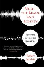 Music, the Brain, and Ecstasy