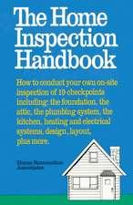 Home Inspections Handbook