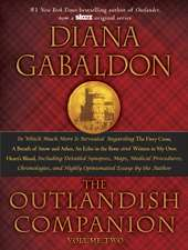 The Outlandish Companion, Volume 2:  The Companion to the Fiery Cross, a Breath of Snow and Ashes, an Echo in the Bone, and Written in My Own Heart's B