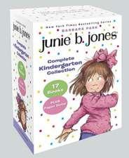 Junie B. Jones Complete Kindergarten Collection:  Books 1-17 Plus Paper Dolls!