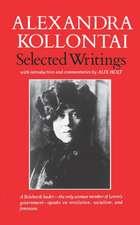 Selected Writings of Alexandra Kollontai AI