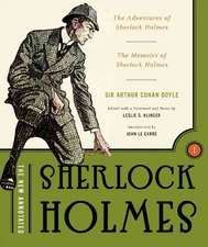 The New Annotated Sherlock Holmes, Volume 1: The Adventures of Sherlock Holmes & the Memoirs of Sherlock Holmes