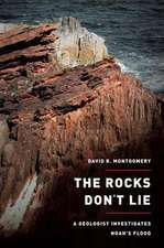The Rocks Don′t Lie – A Geologist Investigates Noah′s Flood