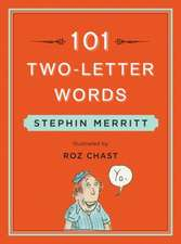 101 Two–Letter Words