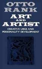 Art & Artist – Creative Urge & Personality Development
