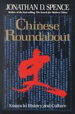 Chinese Roundabout – Essays in History and Culture