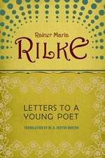 Letters to a Young Poet Reissue