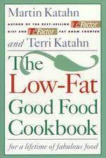 The Low–Fat Good Food Cookbook