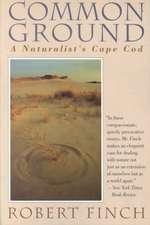 Common Ground – A Naturalist′s Cape Cod