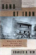 Bond of Iron – Master & Slave at Buffalo Forge (Paper)