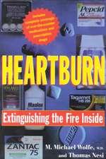 Heartburn – Extinguishing the Fire Inside