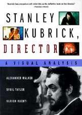 Stanley Kubrick, Director – A Visual Analysis Rev & Exp