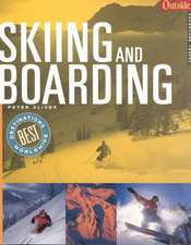 Outside Adventure Travel – Skiing & Boarding