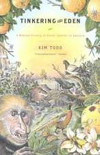 Tinkering with Eden – A Natural History of Exotic Species in America