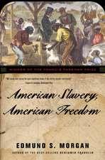 American Slavery, American Freedom Rei