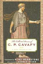 The Collected Poems of C.P Cavafy – A New Translation