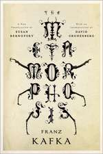 The Metamorphosis – A New Translation by Susan Bernofsky