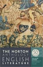 The Norton Anthology of English Literature – The Major Authors 9e V1