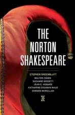 The Norton Shakespeare 3e