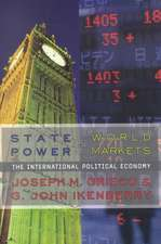 State Power & World Markets – The International Political Economy