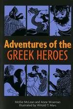 Adventures of the Greek Heroes