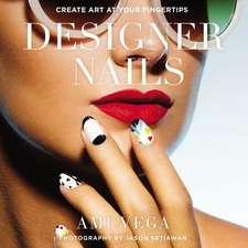 Designer Nails: Creative Art at Your Fingertips