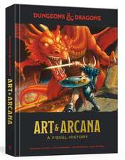 Dungeons and Dragons: The Definitive Visual History