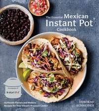 Mexican Instant Pot Cookbook