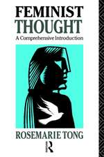 Feminist Thought:  A Comprehensive Introduction