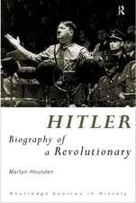 Hitler:  Study of a Revolutionary?