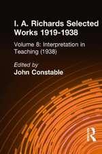 Interpretation in Teaching V 8